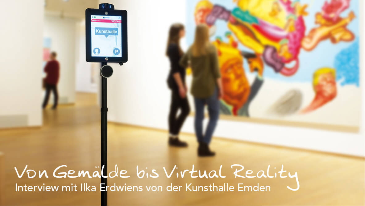 Kunsthalle Emden: von Gemälde bis Virtual Reality – Interview